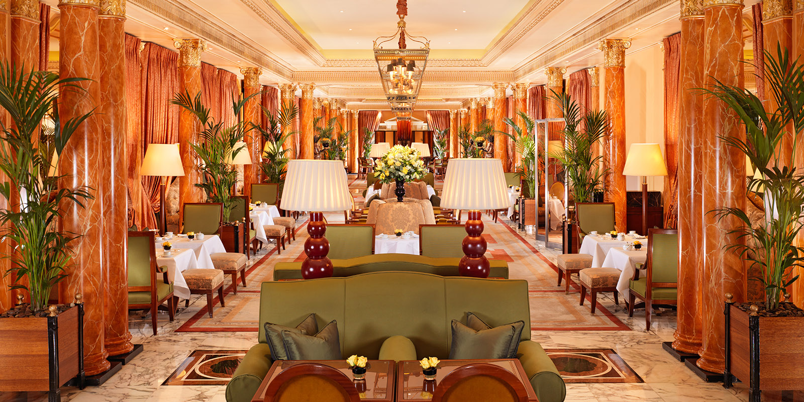 the dorchester best luxury hotels in london