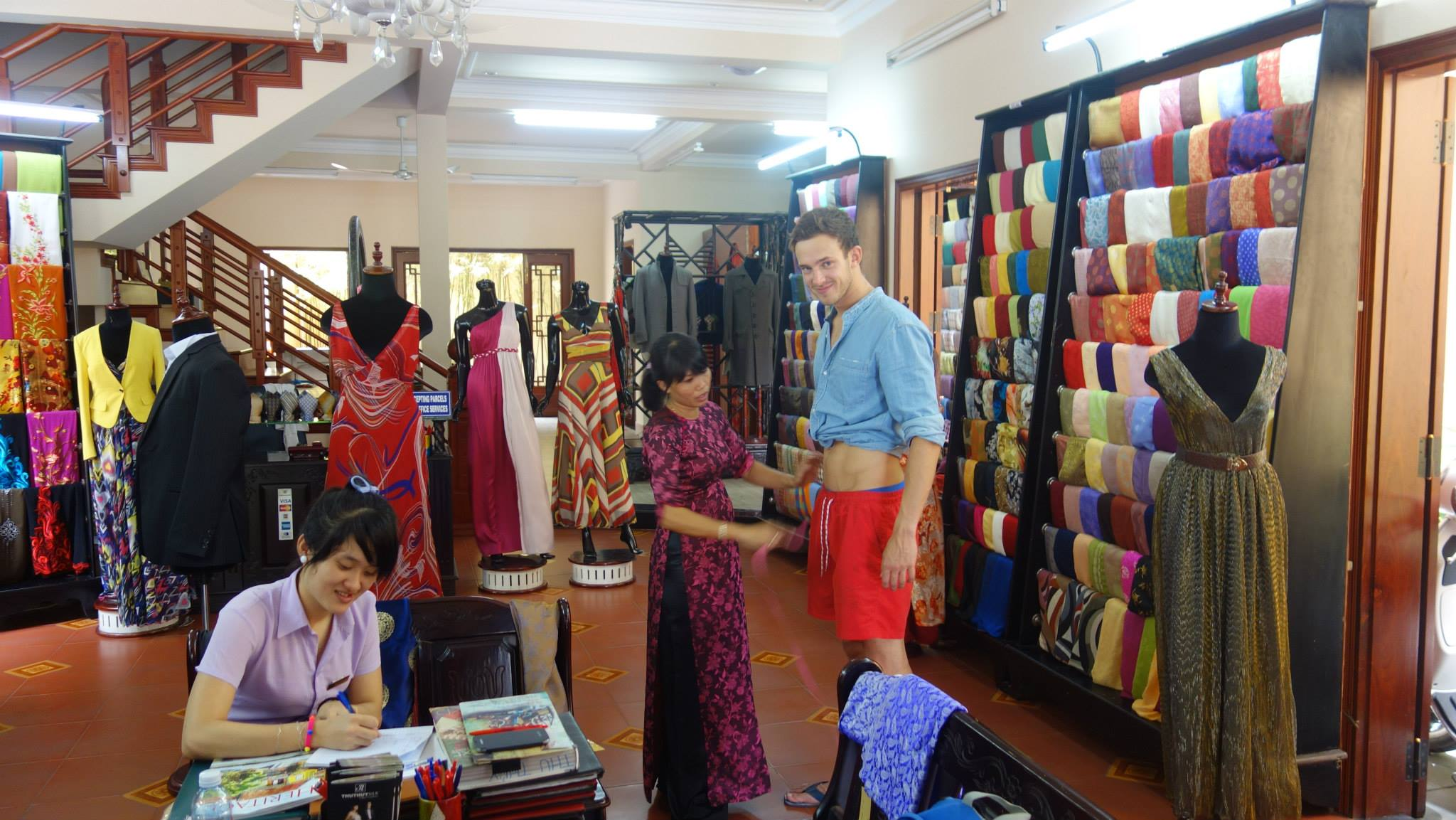 tailor made suits Southeast Asia itinerary