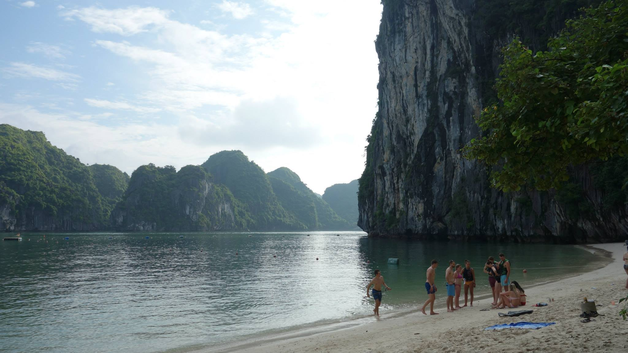 ha long bay 3 month Southeast Asia itinerary