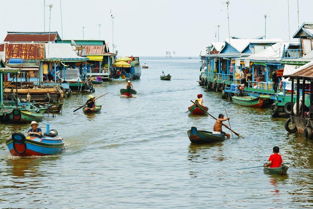 Phnom Penh Cambodia itinerary
