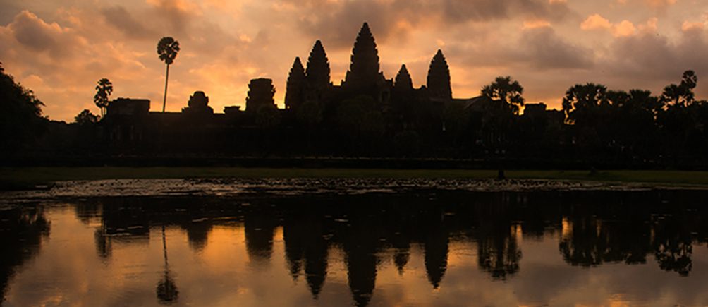 Angkor Was southeast asia itinerary 3 months