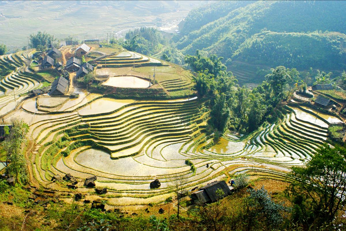 sapa Vietnam Southeast Asia itinerary