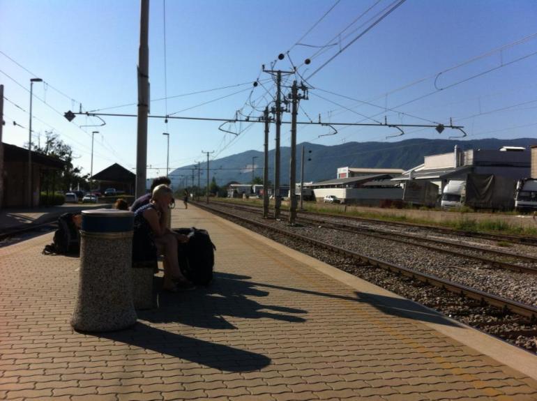 transport train europe