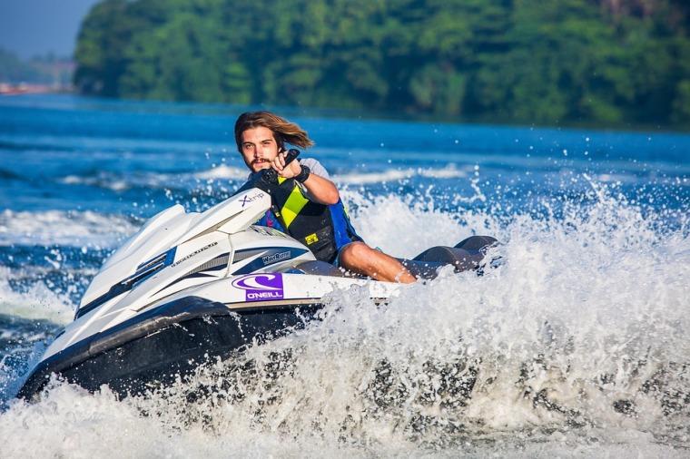 water sports tahoe lake