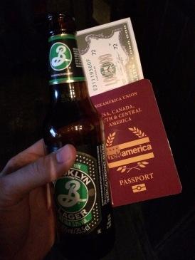 Free beer ;)