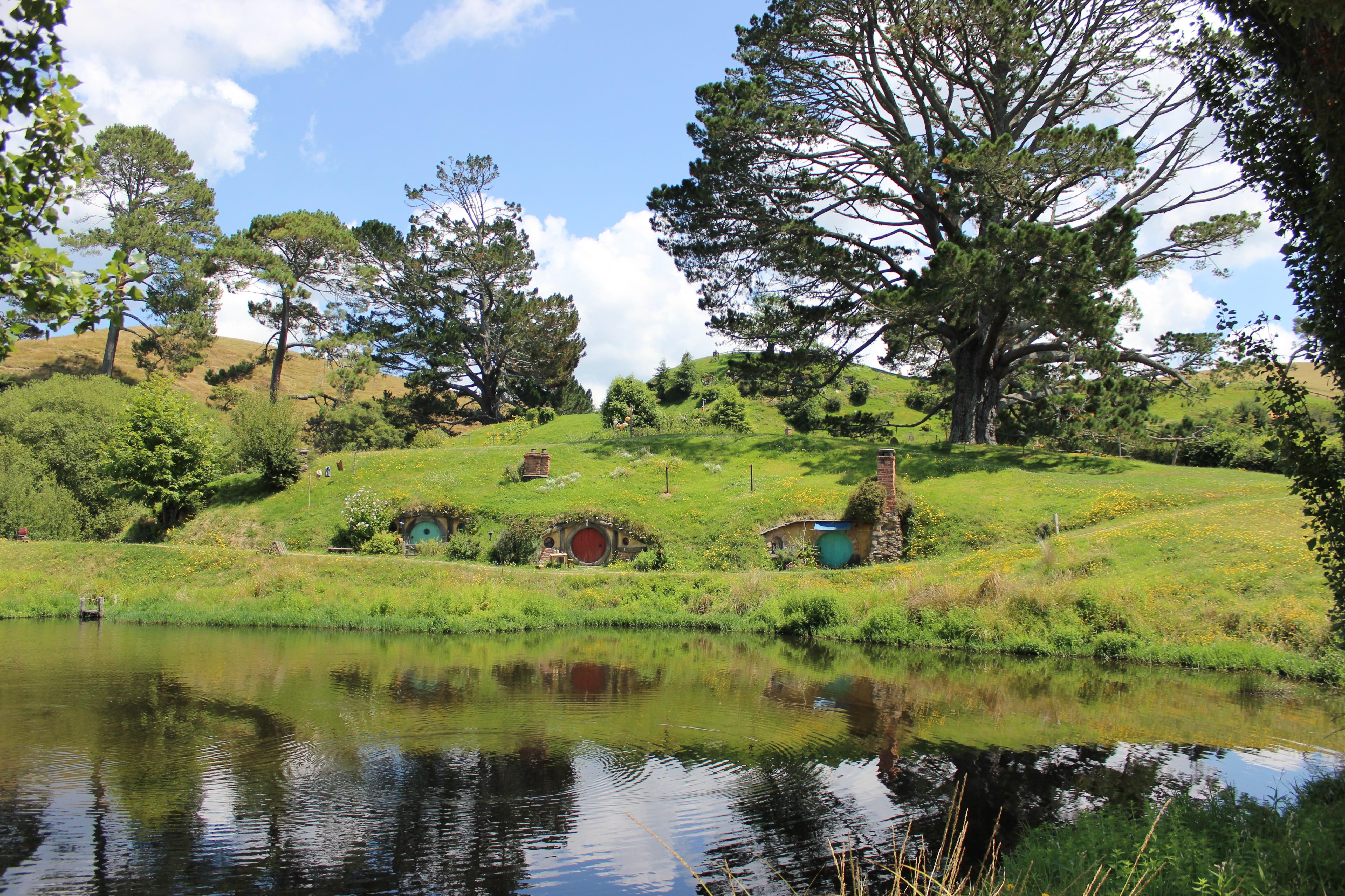 Hobbiton set, Matamata