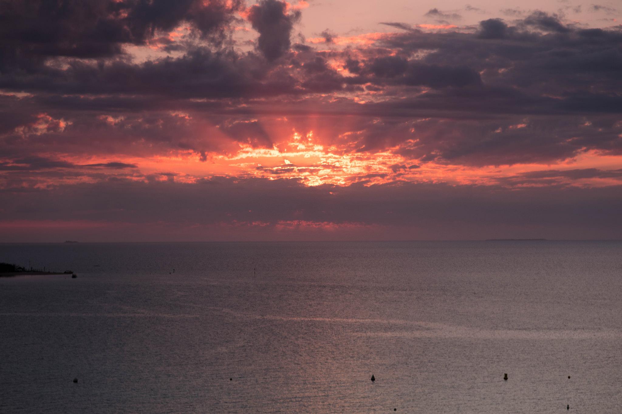 Image 4, Noumea Sunset